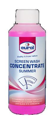 EUROL Konsantre Yazlık Cam Suyu - Summer Wash Concentrate (E501268-250ML) resmi