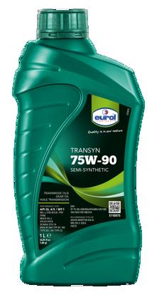 EUROL  Transyn Şanzıman Yağı 75W90 GL 4/5  (E110075-1L) resmi