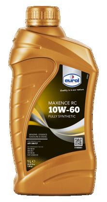 10W60 Tam Sentetik Motor Yağı Maxence RC