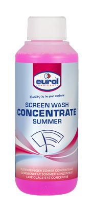 EUROL Konsantre Yazlık Cam Suyu - Summer Wash Concentrate (E501268-250ML) resmi