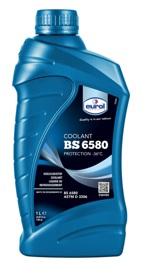 EUROL Antifriz Mavi  -36°C BS 6580 (E504105-1L) resmi