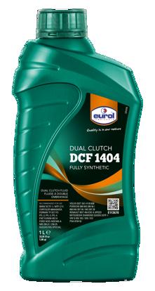 EUROL Tam Sentetik Otomatik Şanzıman Yağı DCF 1404 (E113670-1L) resmi